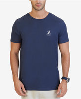 Nautica Men's Big & Tall Sailboat Graphic-Print T-Shirt