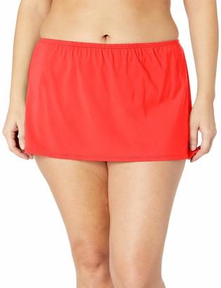 Sunsets Women's Kokomo Skirted Plus Size Bikini Bottom Swimsuit
