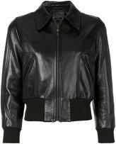 Prada cropped bomber jacket