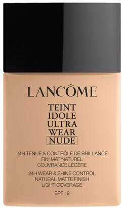 Lancôme Teint Idole Ultra Wear Nude SPF 19