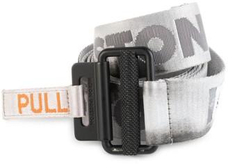 Heron Preston Concrete Jungle Logo Tape Belt