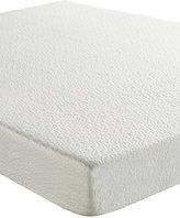 "Sleep Trends Ladan Twin XL 6"" Cool Gel Memory Foam Firm Tight Top Mattress, Quick Ship, Mattress in a Boxs for $9.95!"
