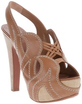 Azzedine Alaïa Platform shoe