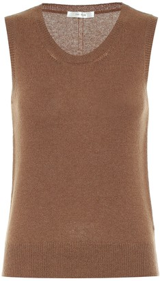 The Row Amalia cashmere tank top