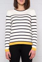 Only Striped Contrast Pullover