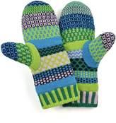 Solmate Socks Solmate Mismatched Fleece Lined Mittens/Gloves