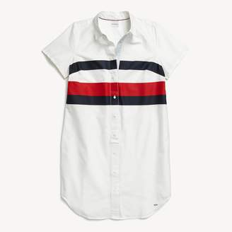 Tommy Hilfiger Flag Shirtdress