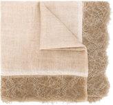 Faliero Sarti Verusca scarf - women - Silk/Cotton/Polyamide/Cashmere - One Size