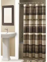 Croscill Portland 54-Inch x 78-Inch Shower Curtain in Bronze