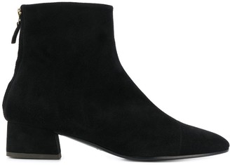 Michel Vivien Harvey ankle boots