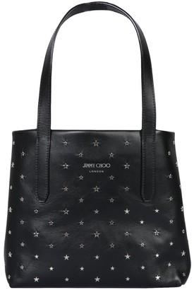Jimmy Choo Sofia Star Studded Tote Bag