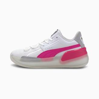 Puma Clyde Hardwood Basketball Shoes JR