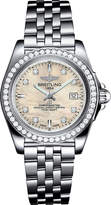 Rado A7133053/A801.792A Galactic 32 diamond and stainless steel watch