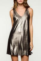 Everly Heavy Metal Dress