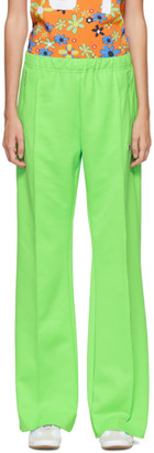 adidas LOTTA VOLKOVA Green Podium Track Lounge Pants