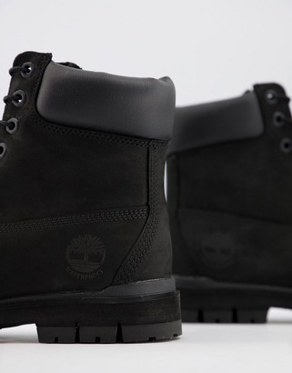 Timberland Radford 6 Inch boots in black