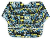 Bumkins DC Comics Sleeved Bib, Batman Comic, 6-24 Months by