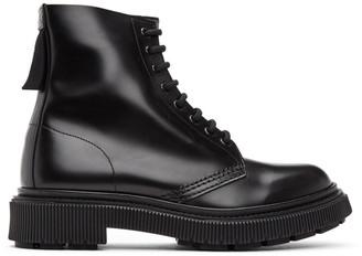 Études Black Adieu Edition Type 129 Boots