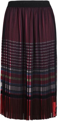 Karl Lagerfeld Paris 3/4 length skirts