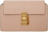 Chloé Pink Compact Drew Wallet