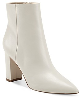 Marc Fisher Women's Ulani Pointed Toe High Heel Booties