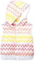 Missoni Girls 4-6x) Chevron Padded Vest