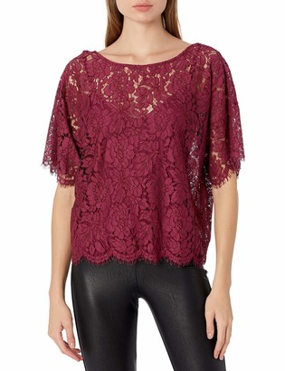Plenty by Tracy Reese Women's Lace Tee Xs-L