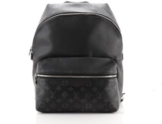 Louis Vuitton Discovery Backpack Monogram Taigarama PM