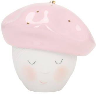 Lladro Lee Beret Porcelain Box