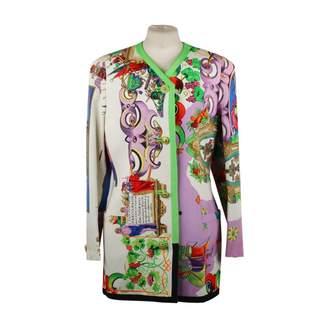 Versace Multicolour Cotton Jackets
