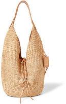 Polo Ralph Lauren Raffia Hobo Bag
