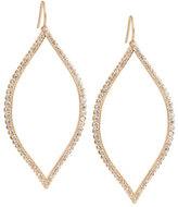 Jamie Wolf Marquise Leaf Diamond Drop Earrings