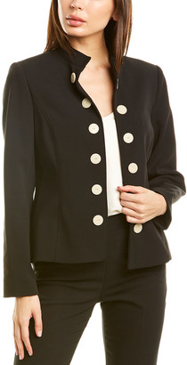 Vince Camuto Stand-Up Collar Jacket
