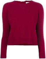 Blugirl bow detail sweater - women - Polyamide/Viscose/Cashmere/Wool - 42