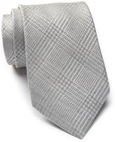 Calvin Klein Suiting Plaid Tie