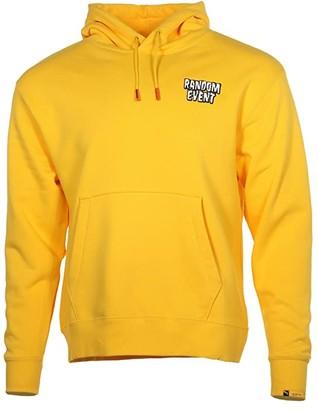 Puma X Randomevent Hoodie (Lemon Chrome) Men's Clothing