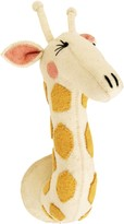 The Well Appointed House Fiona Walker England Girl Giraffe with Eyelashes Head Wall Decor for Kids
