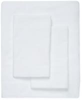 Matteo Washed Sateen Cotton Sheet Set