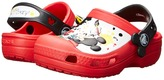 Crocs Mickey Paint Splatter (Toddler/Little Kid)