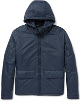 Bottega Veneta Slim-fit Padded Shell Hooded Jacket