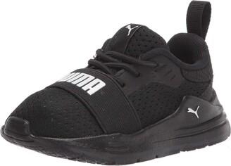 Puma Kids Wired Run Slip On Sneaker