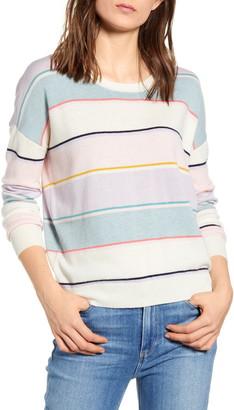 Splendid Shore Stripe Sweater