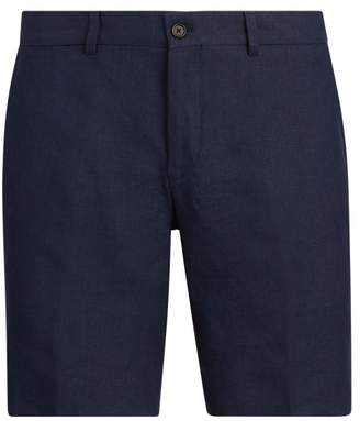 Ralph Lauren Straight Fit Linen Short