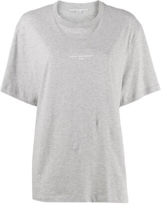 Stella McCartney 2001 logo T-shirt