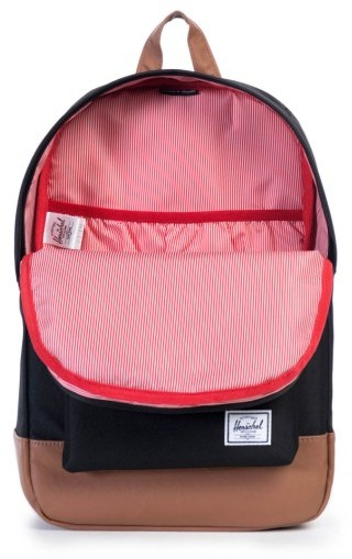 Herschel 'Heritage Mid Volume' Backpack - Black