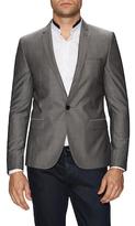 The Kooples Diamond Style Weave Wool Sportcoat