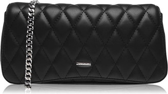 Karen Millen Finsbury Mini Quilted Shoulder Bag