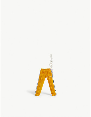 Palm Angels Mini track pants keychain