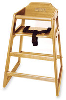 Bed Bath & Beyond Lipper Wood High Chair - Natural