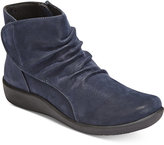 Clarks Collection Women's Cloud Steppers Sillian Chell Booties